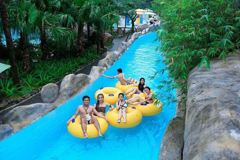 TOUR ĐÀ NẴNG: Suối khoáng Núi Thần Tài 1 ngày giá rẻ