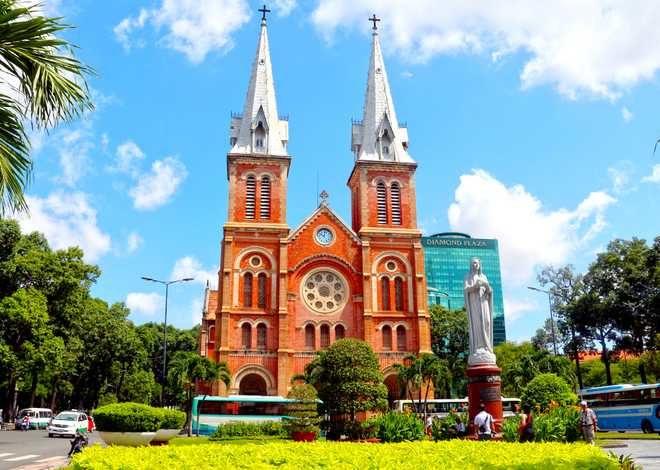 Tour tham quan Sài Gòn 1 ngày khám phá thành phố Hồ Chí Minh