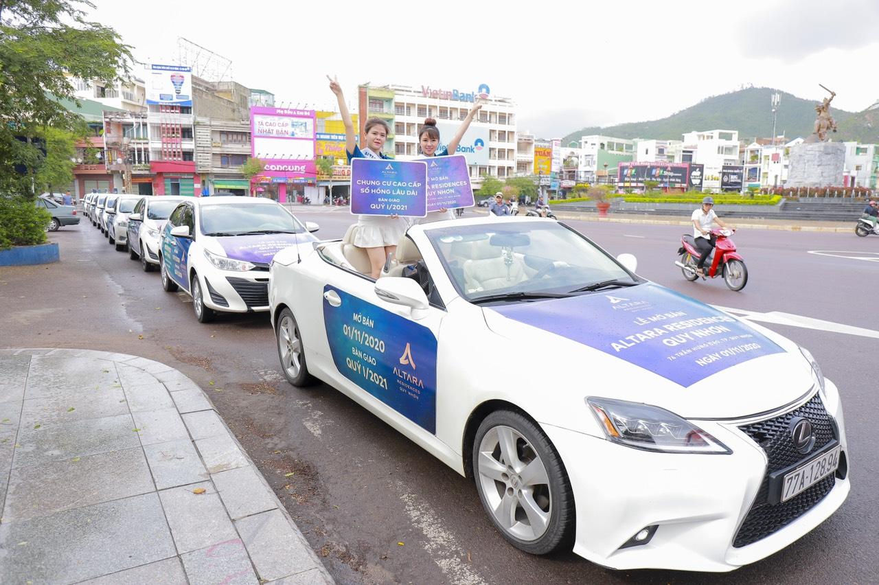Đơn vị chuyên tổ chức Road Show tại Quy Nhơn .Hotline ( 0944.107.174)