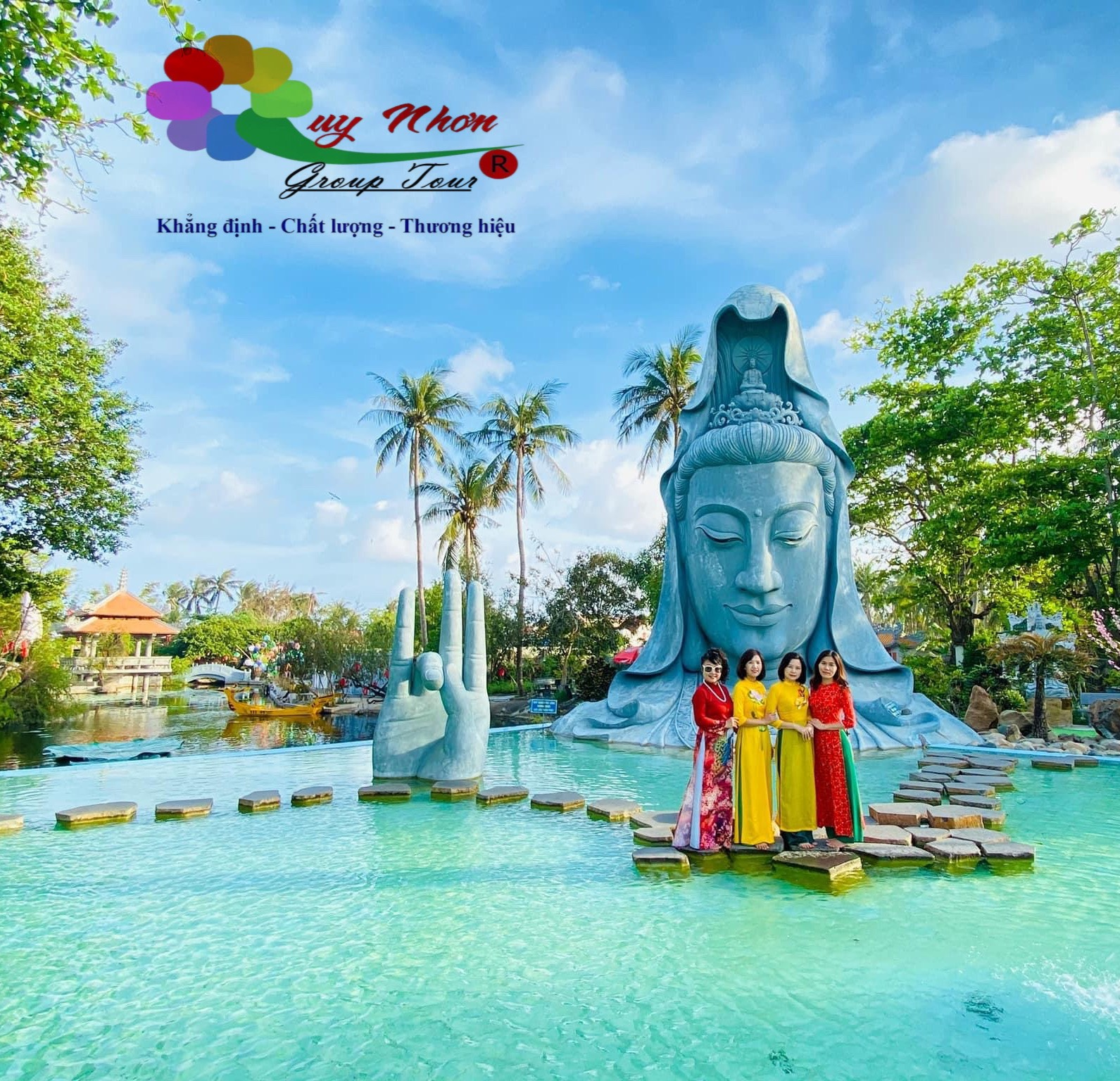 Tour Phú Yên- Chùa Thanh Lương- Gành Đá Đĩa – Nhà thờ Mằng Lăng 1 ngày