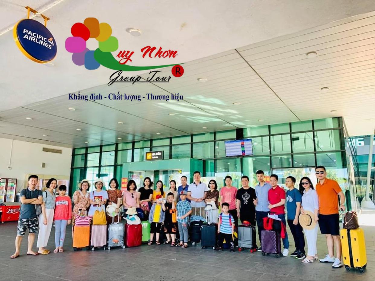 """Tour Phú Yên Quy Nhơn 1 ngày: Về mảnh đất """"Hoa vàng cỏ xanh"""""""